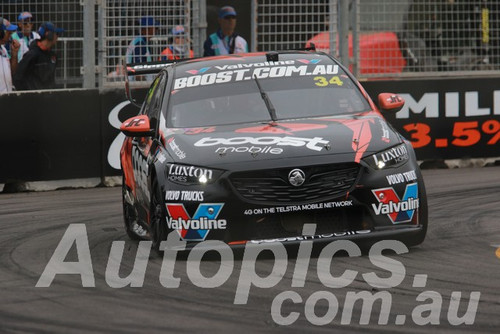 19035 - James Golding, Holden Commodore ZB - Newcastle 2019
