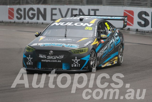 19040 - Todd Hazelwood, Holden Commodore ZB - Newcastle 2019