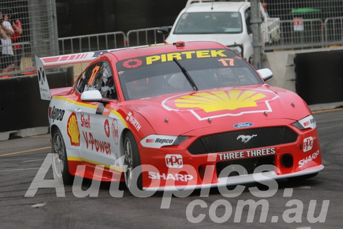 19064 - Scott McLaughlin, Ford Mustang GT - Newcastle 2019