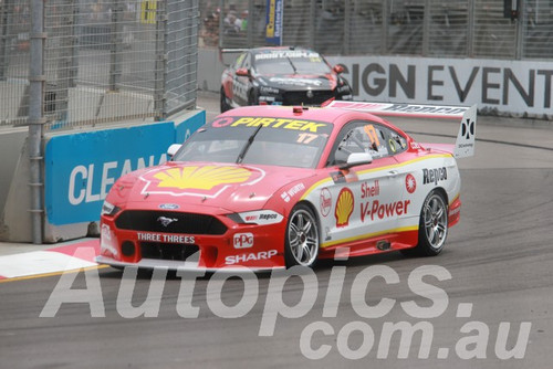 19065 - Scott McLaughlin, Ford Mustang GT - Newcastle 2019
