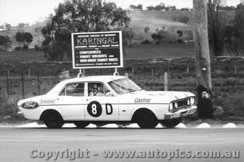 68741 - IAN GEOGHEGAN / LEO GEOGHEGAN - Ford Falcon XT-GT - Bathurst 1968