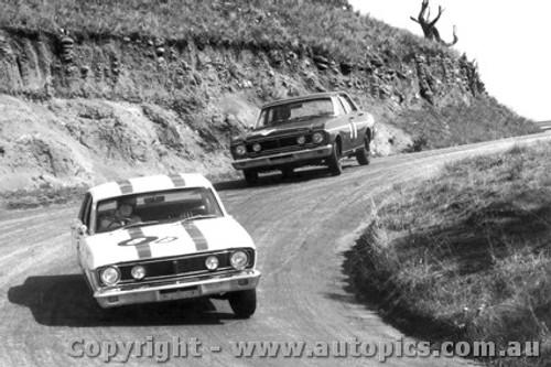 68738 - IAN GEOGHEGAN / LEO GEOGHEGAN - Gibson / Seton  -  Ford Falcon XT-GT - Bathurst 1968