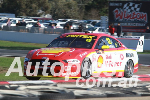 19169 - Fabian Coulthard, Ford Mustang - Winton, 2019