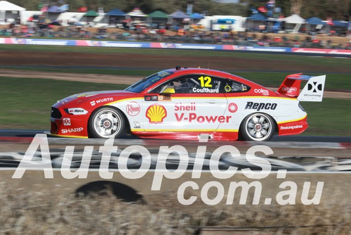 19168 - Fabian Coulthard, Ford Mustang - Winton, 2019