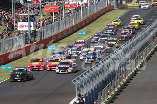 202105 - Start of the Race Sunday - Bathurst 500, 2021
