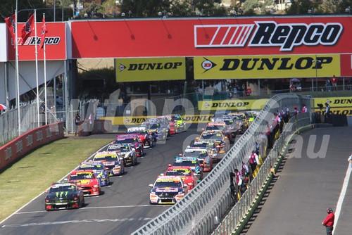 202106 - Start of the Race Sunday - Bathurst 500, 2021