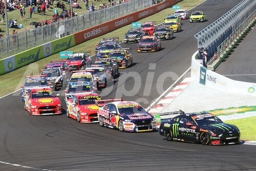 202107 - Start of the Race Sunday - Bathurst 500, 2021