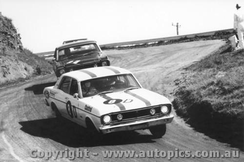 68742 - Leo Geoghegan & Ian Geoghegan - Fred Gibson / Barry Seton -  Ford Falcon XT-GT - Bathurst 1968