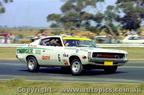 72134 - Leo Geoghegan Valiant Chargers - Calder 1972