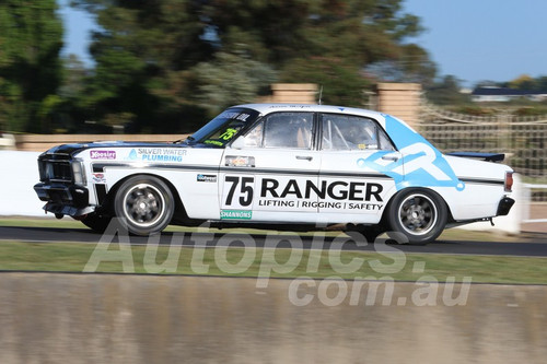 2021507 - Aaron McGill - Ford Falcon XW GT - Bathurst, Touring Car Masters, 2021