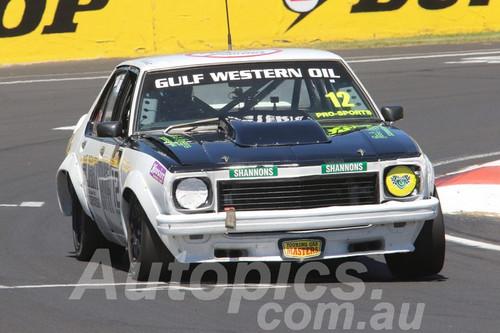 2021554 - Peter Burnitt - Holden Torana A9X - Bathurst, Touring Car Masters, 2021