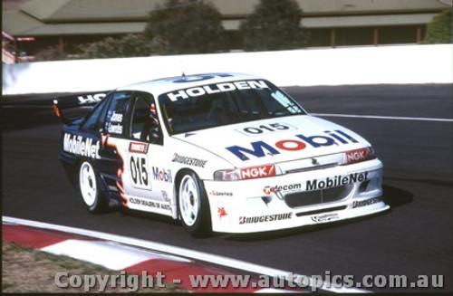 94724  -  B. Jones / R. Rydell / C. Lowndes  -  Bathurst 1994 - Holden Commodore VP