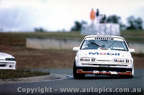 87014  -   Peter Brock Commodore VL - Oran Park 1987