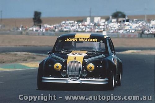 88014 - John Watson Jaguar - Calder 1988