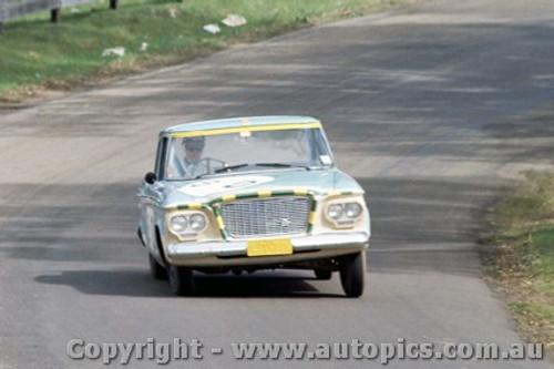 64716  -  F. Sutherland / A. Mottramn  -  Bathurst 1964 -  Studebaker Lark - Photographer Richard Austin