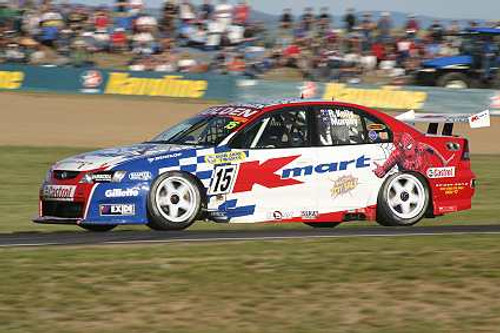 204702 - Greg Murphy / Rick Kelly - Holden Commodore - Ist Outright Bathurst 2004 - Photographer Craig Clifford