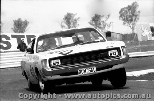71757 - Geoghegan / Brown - Valiant Charger - Bathurst 1971