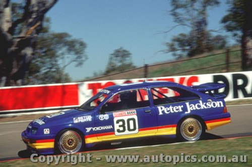 89745  - Seton / Ferte  Ford Sierra RS500 - Bathurst 1989
