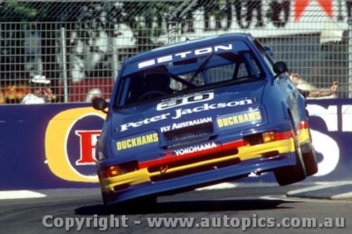 90004  -  G. Seton  - Ford Sierra RS500  -  Adelaide  1990