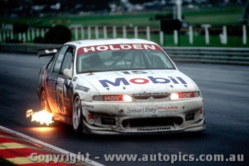 97004 - Craig Lowndes -  Holden Commodore - Sandown  1997