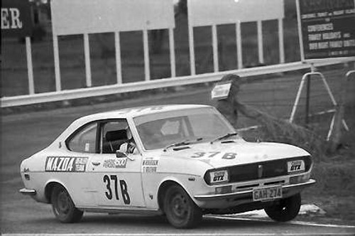 72737 - W. Rogerson  Mazda RX2  - Bathurst 1972