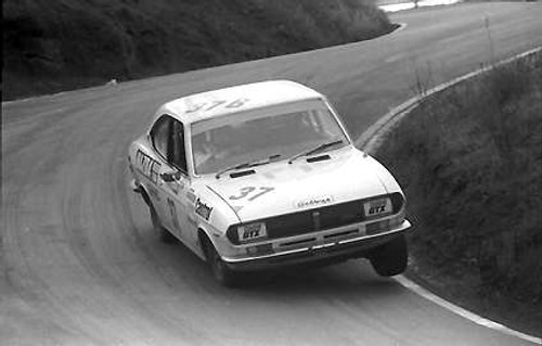 72741 - W. Rogerson  Mazda Rx2 - Bathurst 1972