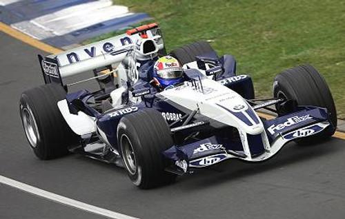 205500 - Mark Webber - Williams -  Australian Grand Prix 2005