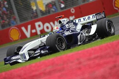 205501 - Mark Webber - Williams -  Australian Grand Prix 2005