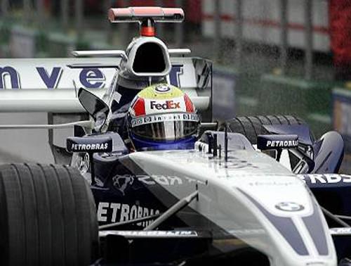 205502 - Mark Webber - Williams -  Australian Grand Prix 2005