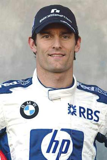 205503 - Mark Webber - Williams -  Australian Grand Prix 2005