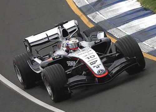 205510 - Juan Pablo - McLaren -  Australian Grand Prix 2005