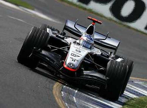 205511 - Kimi Raikkonen - McLaren -  Australian Grand Prix 2005