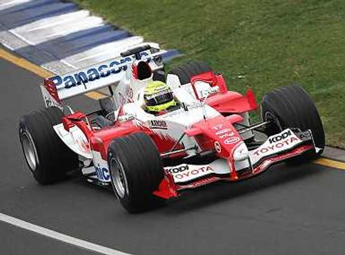 205512 - Ralf Schumacher - Toyota -  Australian Grand Prix 2005