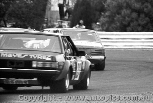 82014 - J. Keogh  Ford Falcon XD - Sandown 1982