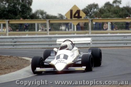 84502 - A. Costanzo  Tiga FA81 - Sandown 1984