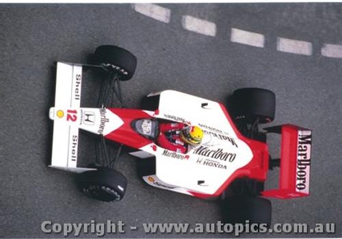 88508 -  Ayrton Senna - McLaren - 1988