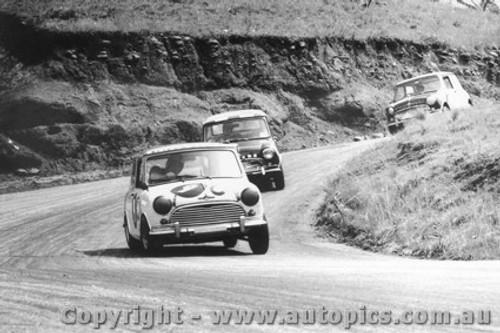 66723  - Firth / Abbot -  Leffler / Jamison  -  Morris Cooper S - Bathurst 1966