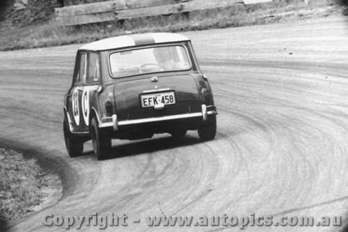 66732  -  Harvey / French  -  Morris Cooper S - Bathurst 1966