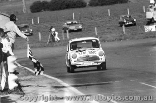 69743 - D. Bye / R. Wells  Morris Mini K  - Bathurst 1969