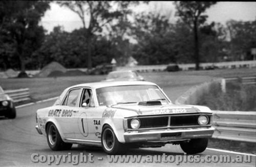 72155 - Ian  Pete  Geoghegan Super Falcon  - Warwick Farm 5/11/1972