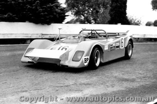 73425 - P. Moore Elfin 360 Repco V8 - Sandown July 1973