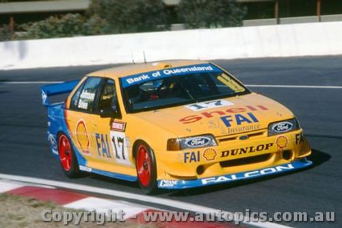 94726  -  D. Johnson / J. Bowe  -  Bathurst 1994 - 1st Outright -Falcon EB