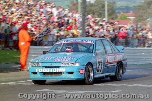91749 - T. Finnigan / G. Leeds  Holden Commodore VN - Bathurst 1991