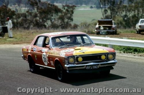 70751 - G. Ritter / R. Knight -  Bathurst 1970 - Ford Falcon   XW GTHO - Photographer Jeff Nield