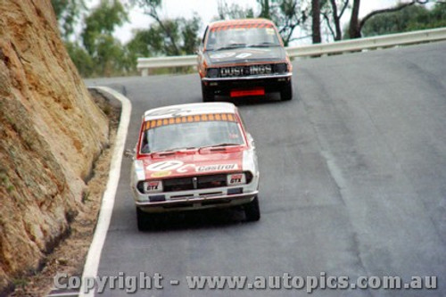 71773  -  G. Cooke / G. Holmes  -  Bathurst 1971 - Class C  winner - Mazda RX2  Rotary - Photographer Jeff Nield
