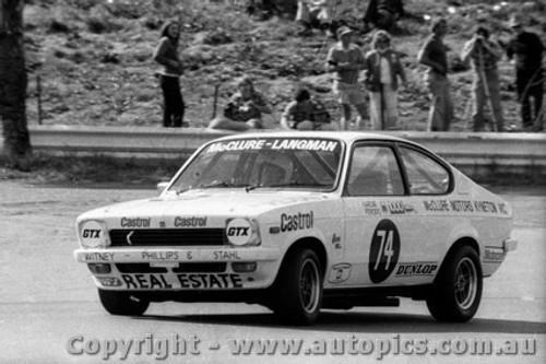 B. McClure / D. Langman Holden Gemini  -  Bathurst 1978