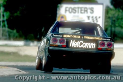 87031  -  Carter / Horley Nissan Skyline - Sandown 1987