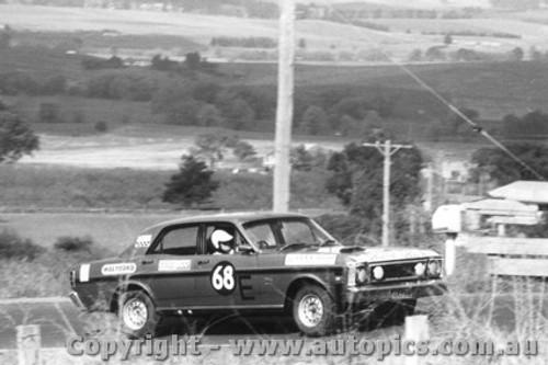 69746 - C. Smith / W. Ford  -  XW  Ford Falcon GTHO Auto - Bathurst 1969