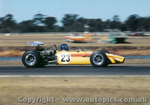 70581 - Ken Goodwin - Rennmax Ford T/C - Warwick Farm 1970