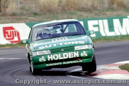 91012 - Brock / Crompton / McKay Holden Commodore VN SS 4th place  Bathurst 12 Hour 1991